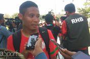 Asian Games 2018, Evan Dimas Tak Gentar Hadapi Hongkong
