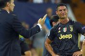 Valencia Vs Juventus, Komentar Allegri Tentang Keputusan Wasit