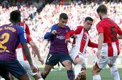 Hasil Barcelona Vs Athletic Bilbao, Munir Selamatkan Muka Tuan Rumah