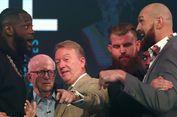 Pernah Mencungkil Mata, Ayah Tyson Fury Dilarang ke AS