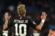 Bolos Latihan, Neymar Dilepas PSG