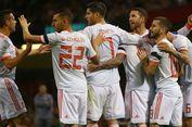 Bukan Kali Pertama Timnas Spanyol Menang Tanpa Pemain Barcelona