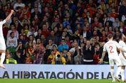 Hasil Spanyol Vs Inggris, Tiga Singa Permalukan Tuan Rumah