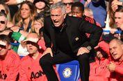 Man United Gagal Menang, Mourinho Salahkan Wasit