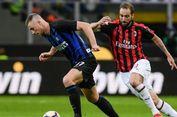 Prediksi AC Milan Vs Inter Milan, Duel Perebutan Slot Liga Champions