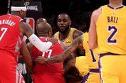Terlibat Adu Jotos, Tiga Pemain NBA Kena Sanksi