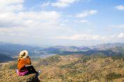 Ini Pesona Gunung Besek, Tak Kalah dengan Gunung Lain di Solo Raya