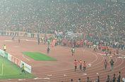Skuad Persija Jakarta Keliling Stadion untuk Pamer Trofi Liga 1