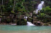 Kembang Soka, Pemandian Cantik Antara Dua Air Terjun di Kulon Progo