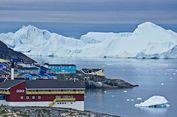 Lapisan Es di Greenland Mencair Tak Lazim, Begini Dampaknya Bagi Dunia