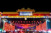 27 Januari, Lampion Pasar Gede Mulai Menyala Sambut Imlek