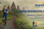 Sehat dan Liburan bersama Mandiri Jogja Marathon
