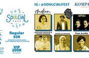 Ramadhan Semakin Sejuk dengan Acara Soulcial Fest