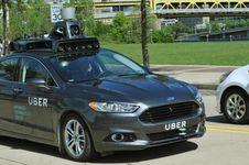 Mobil Tanpa Sopir Uber Tabrak Pedestrian di Tempe hingga Tewas