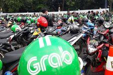Grab Indonesia Enggan Tanggapi Ancaman Sanksi Kemenhub
