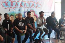 Tampil di World Music Festival, Krakatau Reunion Akan Bawakan Lagu soal Lingkungan