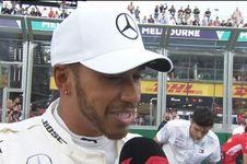 Lewis Hamilton Beri Petunjuk soal Masa Depan Kariernya