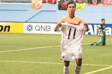 Persija Peringatkan Novri Setiawan soal Selebrasi ala Messi