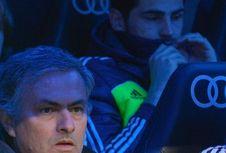 Mourinho dan Casillas Saling Serang soal Ruang Ganti Real Madrid