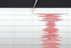 Gempa Hari Ini: M 3,2 Guncang Sulawesi Tenggara