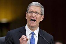 CEO Apple: Jangan Percaya Perusahaan yang Minta Data Pengguna