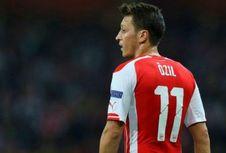 Ozil Tak Punya Rencana Tinggalkan Arsenal