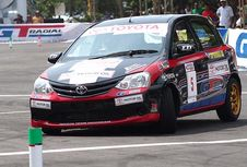 Toyota Team Indonesia Ukir Prestasi di Kejuaraan Slalom