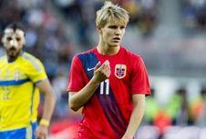 Kabar Transfer, Ajax Tertarik Membeli Martin Odegaard dari Real Madrid