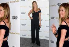 Bugar di Usia 50 Tahun, Inilah Pola Makan Jennifer Aniston