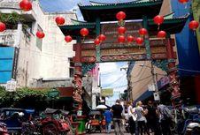 Inilah Kampung Ketandan yang Viral Karena Mirip Shanghai di China