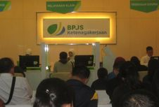 BPJS Ketenagakerjaan Bayarkan Klaim Sebesar Rp 15,3 Triliun