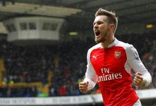 'Kutukan' Gol Ramsey Kembali Menelan Korban