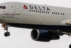 Coba Buka Pintu Darurat di Tengah Penerbangan, Seorang Penumpang Ditahan