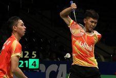 Singkirkan Duo Mads, Fajar/Rian Maju ke Final