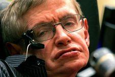 Breaking News: Stephen Hawking Meninggal Dunia