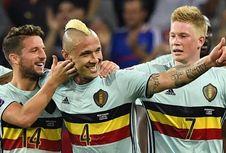 Martinez Ungkap Alasan Tak Panggil Radja Nainggolan ke Timnas Belgia