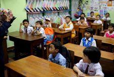 5 Pertanyaan Anak Seputar Hari Pertama Sekolah, Ini Jawaban Orangtua
