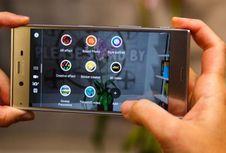 Sony Isyaratkan Bakal Produksi Smartphone Tanpa 'Bezel'