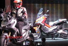 Rumors Honda X-ADV 150 Pakai 'Upside Down dan Keyless'