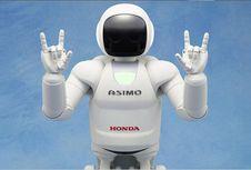 Robot Honda Asimo Pensiun