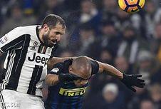 Cedera, Giorgio Chiellini Diragukan Tampil di Laga Ajax Vs Juventus
