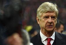 Arsenal Ditahan Imbang, Wenger Nilai Hasil Laga Adil