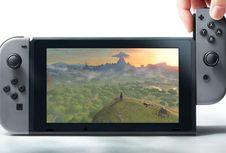 Penjualan Nintendo Switch Diprediksi Lewati PS4