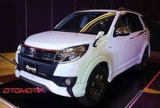 Toyota Geber Habiskan Stok Rush Lawas