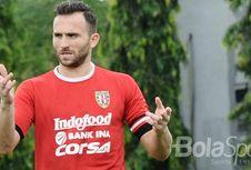 Spasojevic Bangga Turut Beli Saham Bali United