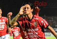 Bali United Tanpa Irfan Bachdim Saat Lawan Madura United