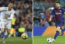 Sekarang Cristiano Ronaldo Vs Lionel Messi, Nanti Harry Kane Vs Neymar