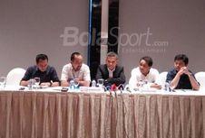 Kick-off Liga 1 Mundur Bukan karena Piala Gubernur Kaltim