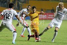 Sriwijaya FC Akan Rotasi Pemain di Kandang Bali United