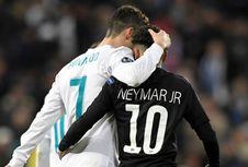 Jadwal Siaran Langsung Liga Champions, Malam Ini PSG Vs Real Madrid